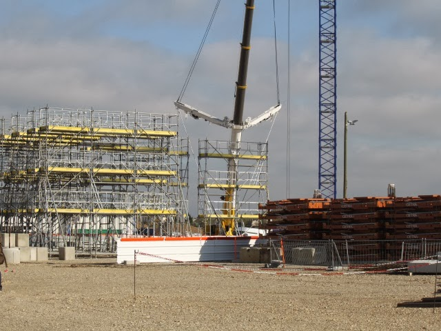 Grand Stade de l'OL : un ouvrier victime d'un malaise mortel sur le chantier