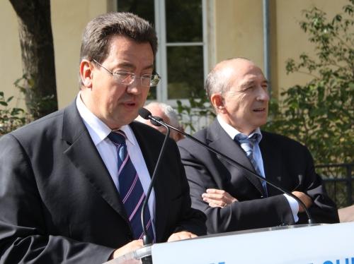 Législatives 2012 : Pour l'UMP du Rhône, Collomb a été « ignoré, méprisé, désavoué »