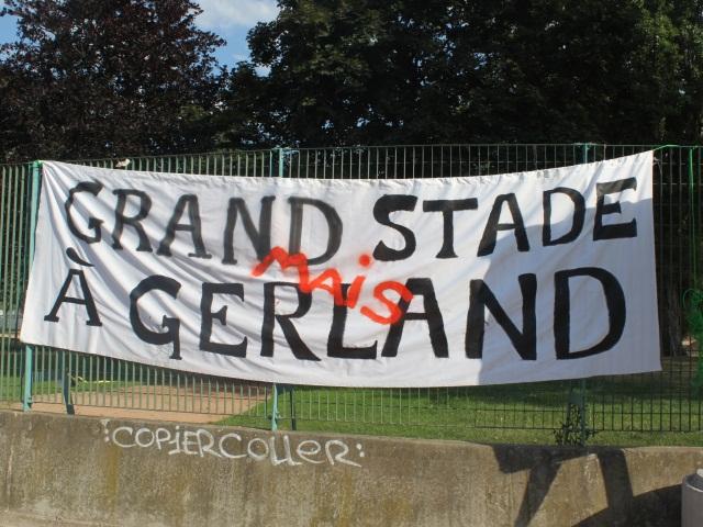 Nouvelle manifestation lundi des opposants au Grand Stade de l'OL