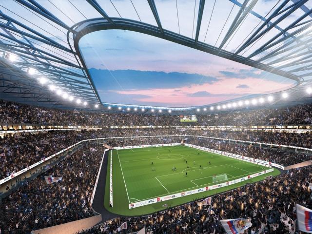 La première pierre du Stade des Lumières sera posée le 12 novembre à Décines