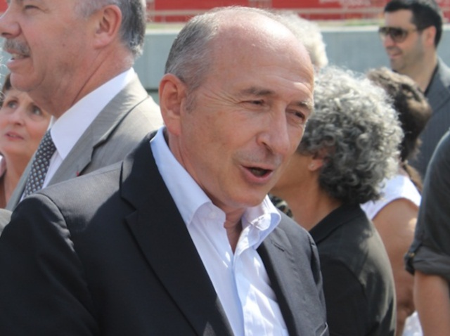 Collomb : « le seul projet pertinent est celui de Hollande »