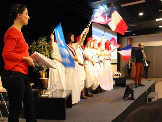 500 personnes et un mélange des genres au Grenelle de la Famille à Lyon