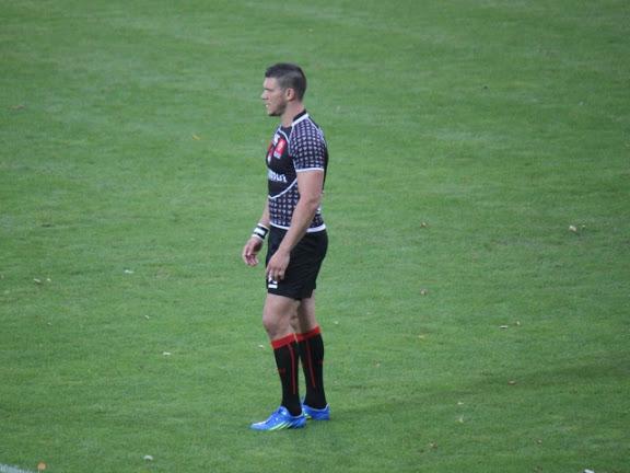LOU Rugby : des contacts avec Yannick Jauzion, Grosso sur le départ?