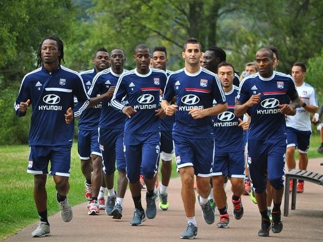 Saison 2014/2015 : Lyon/Rennes en ouverture, ASSE/OL le 29 novembre