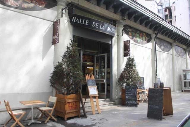 Halle de la Martinière : une ouverture à l'automne 2016 ?