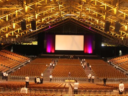 Bientôt un concert des Rolling Stones à la Halle Tony Garnier de Lyon ?