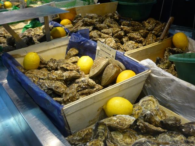 Les huîtres de Chez Léon - Photo Lyonmag.com