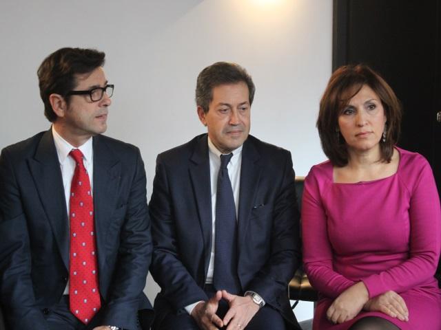 Emmanuel Hamelin, Georges Fenech et Nora Berra - LyonMag