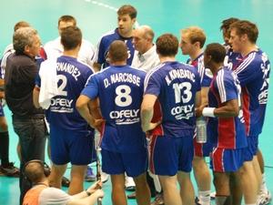 Handball : les Bleus sans Joli