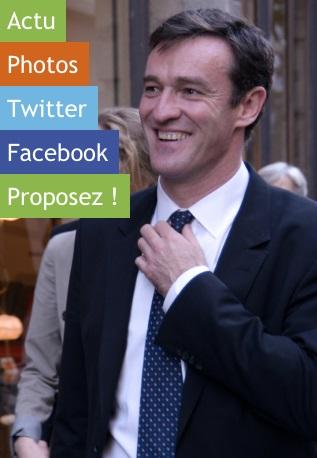 Municipales à Lyon : Michel Havard lance son application smartphone
