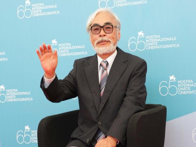 Le néo-retraité Hayao Miyazaki invité surprise du Festival Lumière 2013 ?