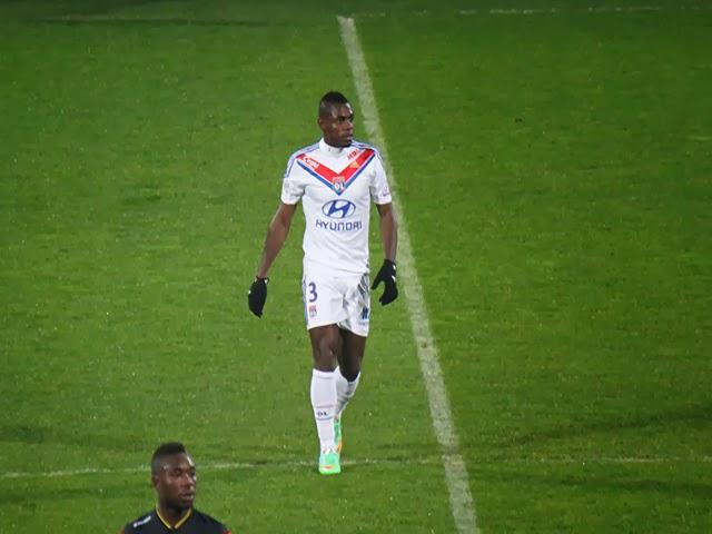 Henri Bédimo (OL), troisième meilleur joueur africain de Ligue 1