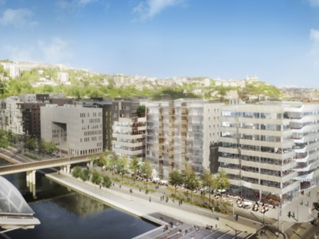Lyon : le projet Hikari récompensé d'une Pyramide d'Or