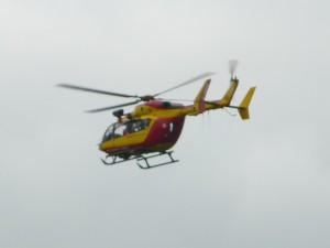 Crash mortel d'un hélico : la société Azur jugée mardi