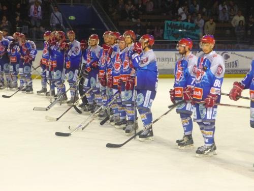 Le LHC bientôt dans l'élite du hockey français ?