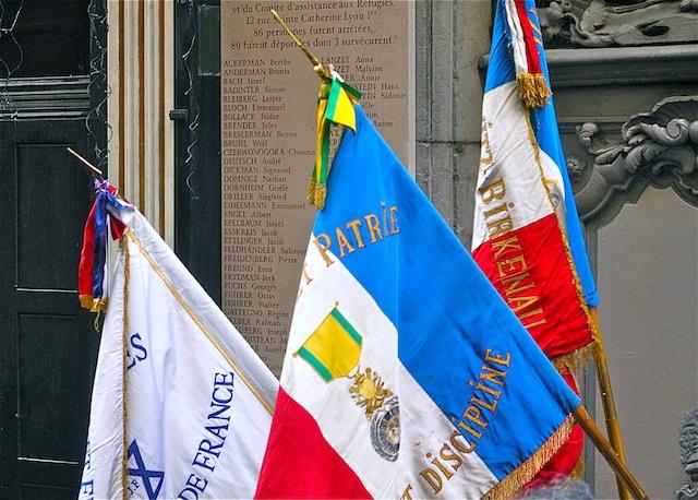 Lyon : une commémoration ce dimanche pour les victimes de la rafle de la rue Sainte Catherine