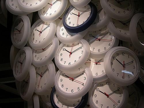 Passage à l'heure d'hiver : une heure de sommeil en plus ce week-end !