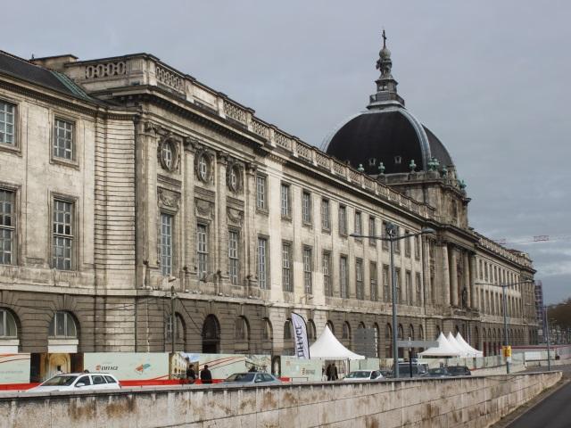Les travaux de l'Hôtel-Dieu devraient être terminés en 2018  - LyonMag