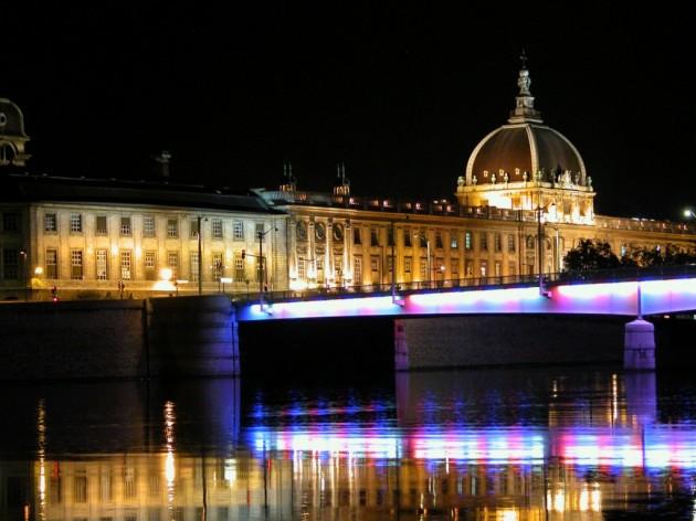 Les Nuits Sonores 2012 s'invitent à l'Hôtel-Dieu !