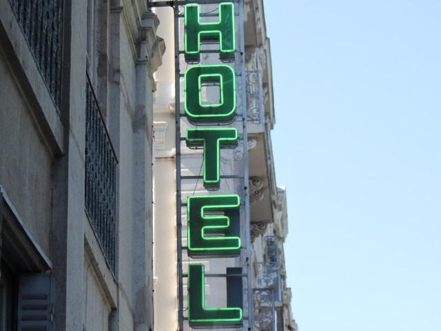 Triste mois d'octobre pour les hôtels lyonnais