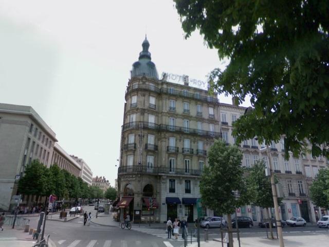 Sondage : l'Hôtel Royal privilégié par les amants lyonnais