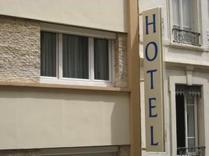 Les hôtels de la région font de moins en moins recette