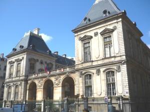 L'hotel de ville de Lyon en partenariat inédit avec EDF - Photo LyonMag