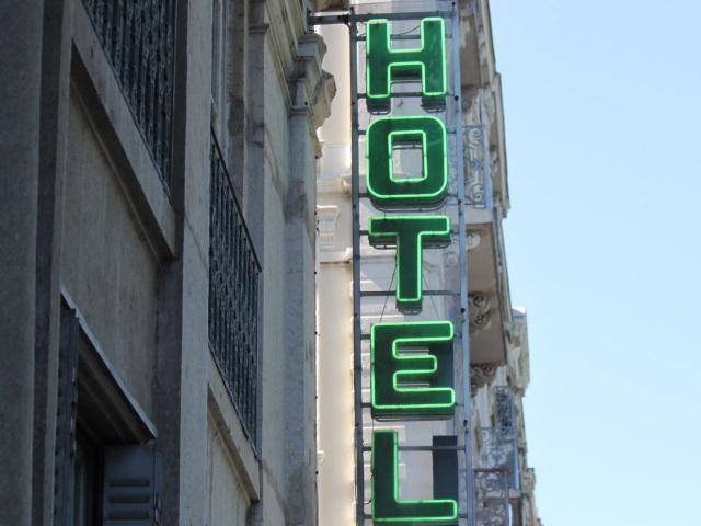 Un triste mois de mai pour l'hôtellerie lyonnaise