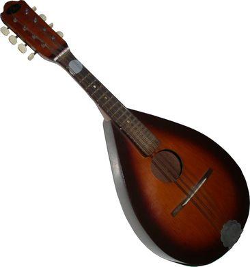 Photo d'illustration d'une mandoline - DR ©Wikipedia