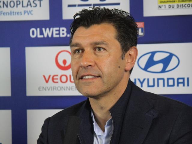 OL : Hubert Fournier fait confiance à Yoann Gourcuff