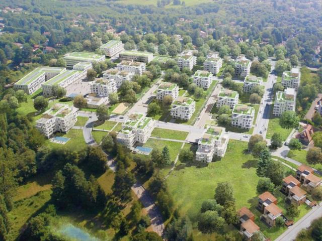 Région Rhône-Alpes : quel avenir pour l'ancien siège à Charbonnières ?