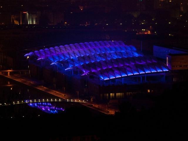 Lyon : la Confluence se met en lumière et dévoile son calendrier 2012