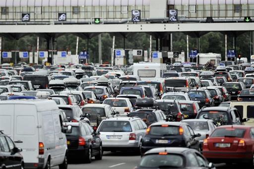 Un routier roumain utilisait de faux tickets de péage lors de ses déplacements