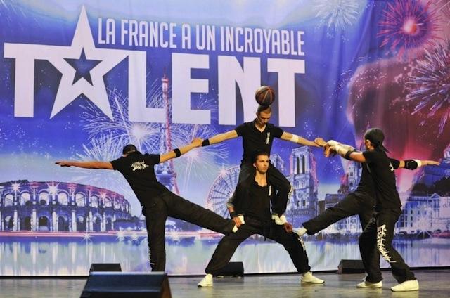Lyon a-t-elle un Incroyable Talent ?