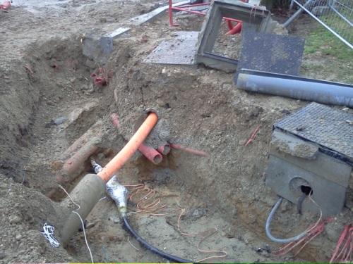 Une centaine de Brondillants privés d'électricité à cause du chantier du T2+