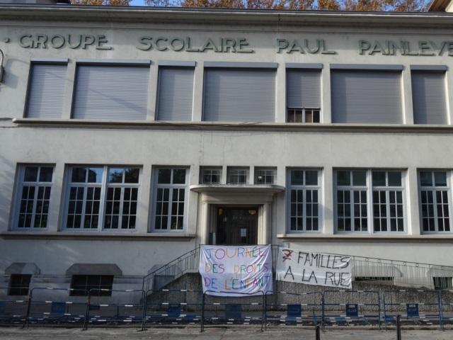 Grand Lyon: occupation des écoles, ce jeudi, pour la cause des enfants SDF