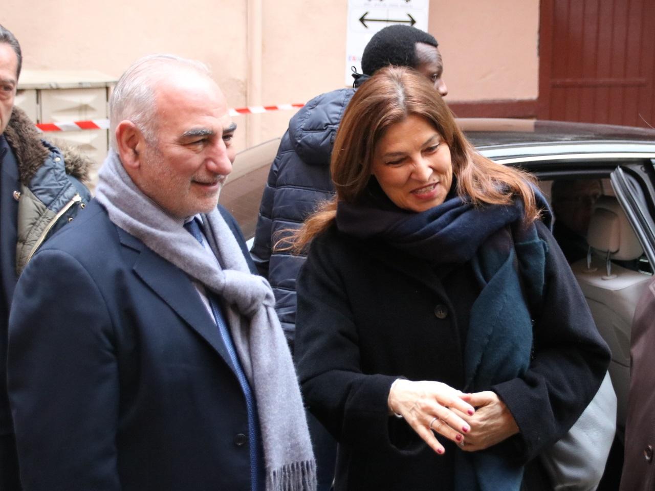 Aliza Bin-Noun accueillie par Georges Képénékian ce jeudi - LyonMag