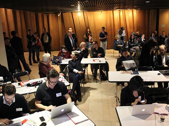 Les journalistes sont en nombre au Grand Lyon - LyonMag