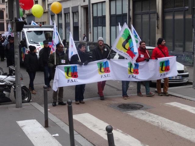 Lyon : la grève enseignante a peu mobilisé ce mardi