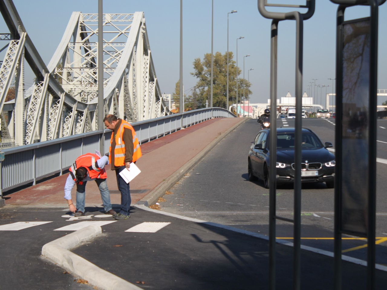 Le pont de la Mulatière - LyonMag