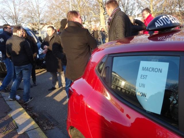 Rhône : les inspecteurs du permis de conduire en grève ce mardi
