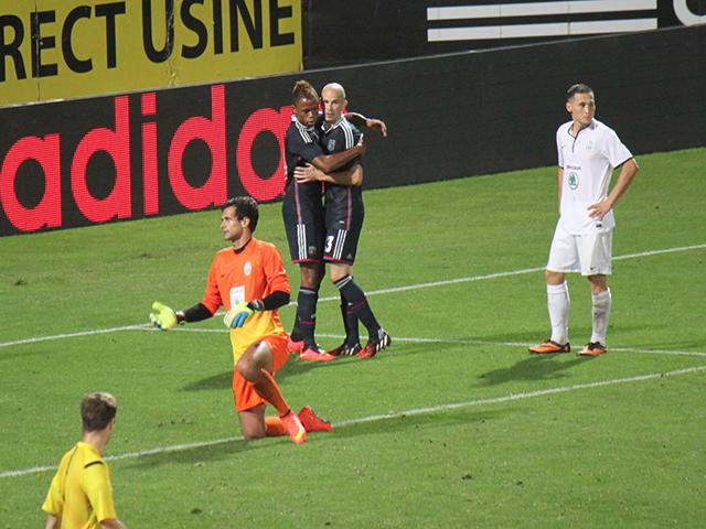 L'OL s'impose 2-1 face au Mlada Boleslav et se qualifie pour les barrages de la Ligue Europa