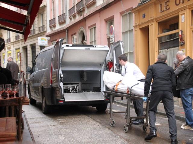 Lyon 1er : il décède après une chute dans les escaliers