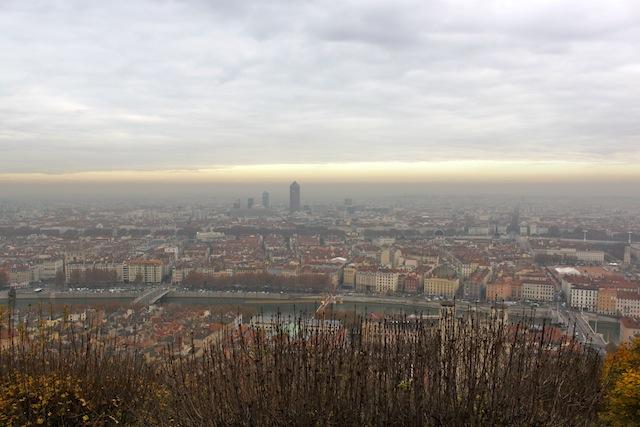 L'alerte pollution maintenue dans la région Rhône-Alpes