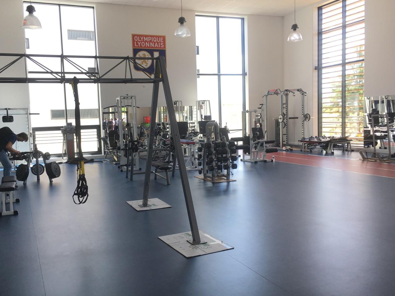 Salle de musculation - LyonMag