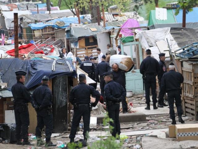 Bron : le campement de Roms évacué ce jeudi matin