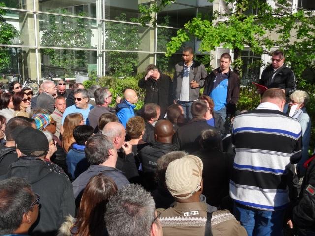 Cenntro Motors : mobilisation des salariés avant une audience décisive pour les ex-SITL
