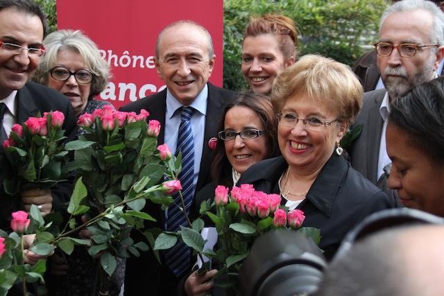 Municipales à Lyon : Collomb fait revenir une candidate écartée à cause de son âge en 2014