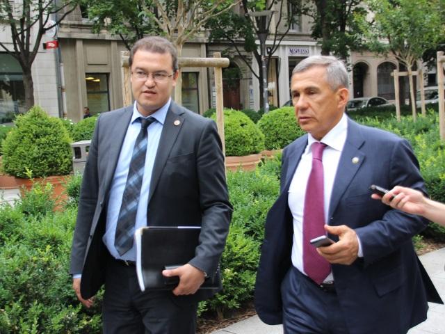 Le président du Tatarstan à Lyon ce mardi
