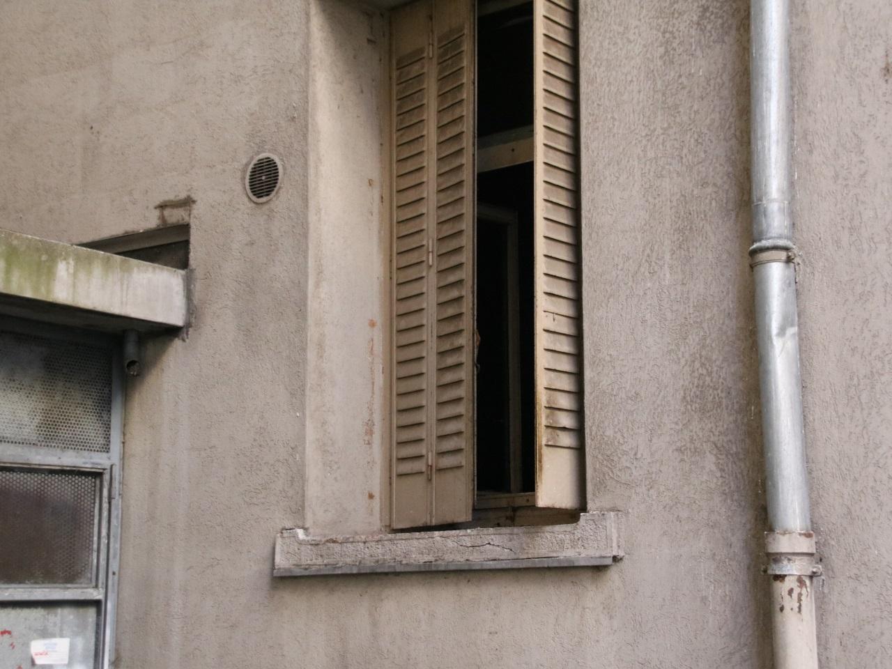 C'est par cette fenêtre que les jeunes continuent à venir - LyonMag
